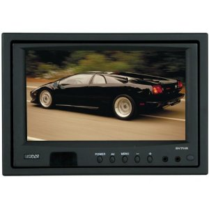 Boss Audio BV7HR 7-Inch Headrest TFT Monitor