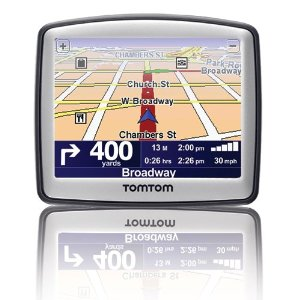 TomTom ONE 130 3.5-Inch Portable GPS Navigator (Factory Refurbished)