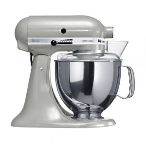 KitchenAid Artisan 5KSM150PSEMC Metallic Chrome 220 volt