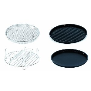 Flavorwave Turbo Oven 4-Piece Deluxe Accessory Set