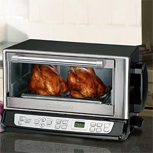 Cuisinart Convection Oven Toaster / Broiler CTO-390PC