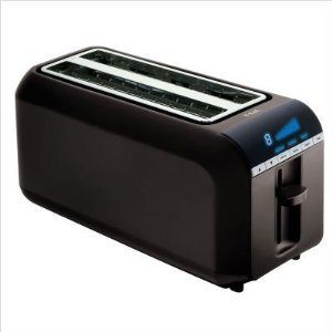T-Fal TT6802002 Digital Toaster 4-slice