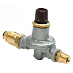 Mr. Heater High Pressure Propane Gas Regulator with POL Fitting #F273719