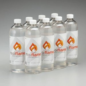 Real Flame Pour Gel Fuel 8-pk.