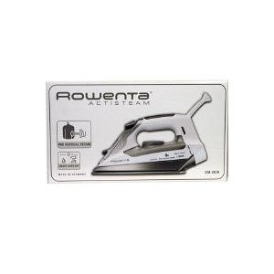 Self Clean Rowenta Actisteam Iron