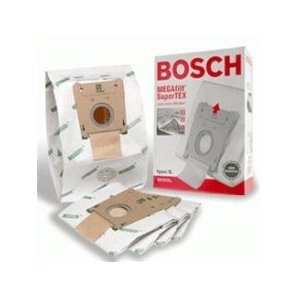 Bosch BBZ51AFG1U Dust Bags for the BSA Canister Vacuums Series (5 Bags Plus 1 Microfilter)