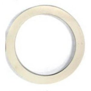 Bialetti 06952 replacement gasket for 9 cup coffee makers.