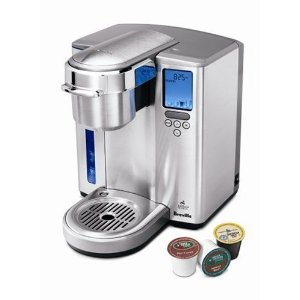 Breville BKC600XL Gourmet Single-Cup Coffee Brewer