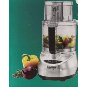 Cuisinart Custom Prep 11 Cup Food Processor Ev-11pc9