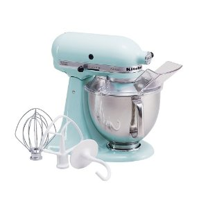 KitchenAid Artisan 5-qt. Stand Mixer - Ice Blue (KSM150PSIC)