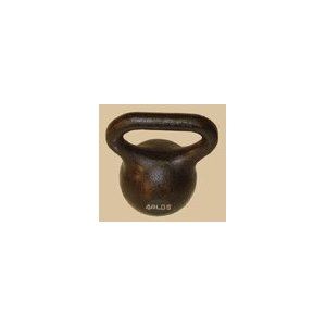 40 lb. Wide Handle Kettlebell