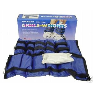 Ankle / Wrist Weigts 10 Lb /Pair Adjustable