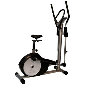 Body Champ Deluxe Cardio Dual Trainer