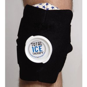Pro Series Total Ice Wrap - knee, ankle, shin -Medium