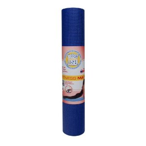The Biggest Loser 5mm Fitness Mat (Blue)