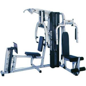 Multisports Fitness MS3200 Muscle System 3-Station Home Gym