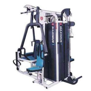 Quality Fitness by Maximus MXIV Multi-Station Gym