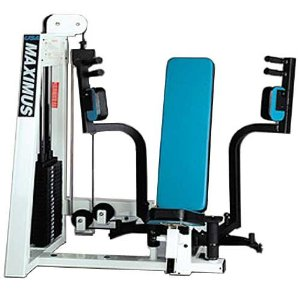 Maximus Fitness MX515 Pec Deck Commercial Exercise Machine