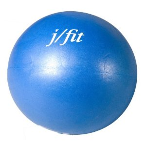 J Fit 7-Inch Mini Exercise Therapy Ball