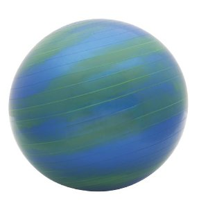 Altus Athletic Altus 65 Cm Earth Ball with DVD