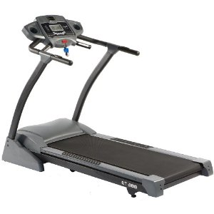 Spirit Esprit ET-388 Folding Treadmill