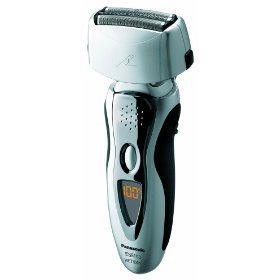 Panasonic ES8103S Pro-Curve Wet/Dry Rechargeable Linear Pivot Action Shaving System, Silver