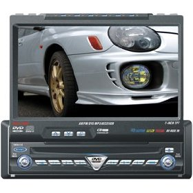 Phase Linear Udv9010 7 Motorized Screen With Dvd Player
