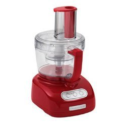 KitchenAid 12 Cup Food Processor - Empire Red