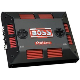 Boss Audio OL4KD Class D Monoblock Amplifier with Maximum Power 4000 Watts