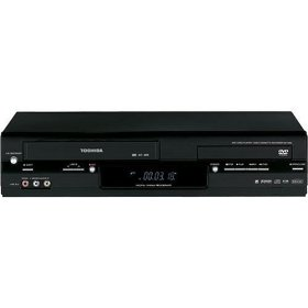 Toshiba SD-V295 Tunerless DVD VCR Combo Player
