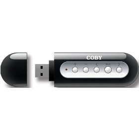 Coby MP-C833 128MB MP3 Player
