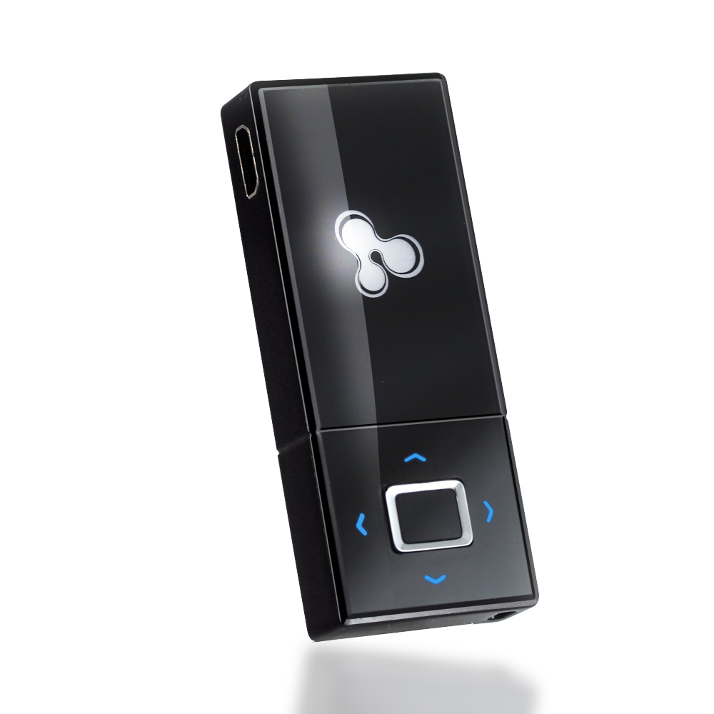 Latte lpm1 4gb blk mp3 player 4gb