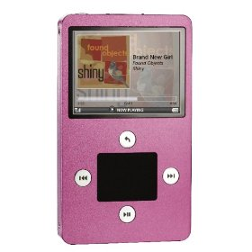 Ibiza Rhapsody H1A030P 30 GB Wi-Fi/MP3 Player by Haier (Pink)