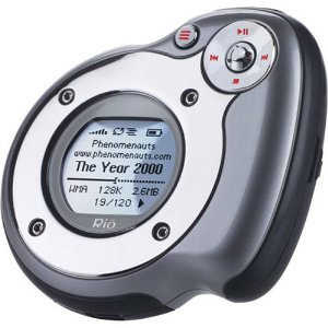 Rio Forge 256 MB Sport MP3 Player