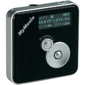 MyMusix PD201 Portable MP3 Player