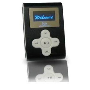 Sly 2GB Mp3 Player With belt Clip