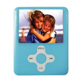 Isonic 1 GB MP3-4 and Video Player with 1.8-Inch LCD