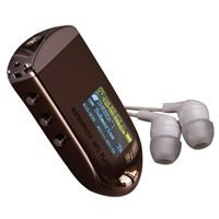 Tempo G2 - Waterproof MP3 Player & FM Radio