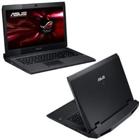 ASUS Republic of Gamers G73JH-A2 17-Inch Gaming Laptop - Black