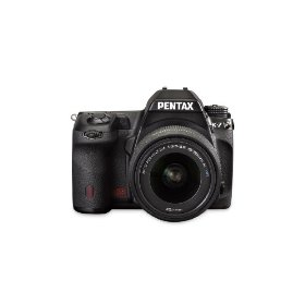 Pentax K-7 14.6 MP Digital SLR with Shake Reduction and 720p HD Video with DA 18-55mm f/3.5-5.6 AL Weather Resistant Lens
