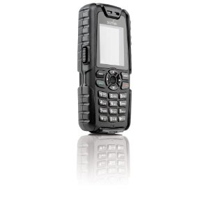 Sonim Rugged Unlocked GSM Phone with Built in GPS and 2 Mega Pixel Camera (Black)