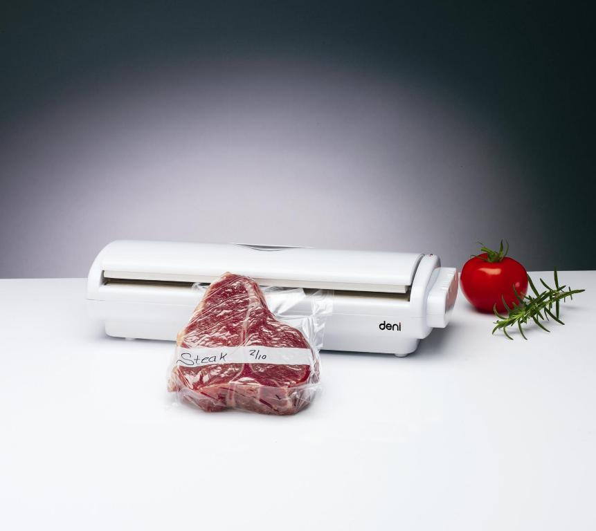 Deni 1831 freshlock turbo vacuum sealer 3wire
