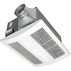 Panasonic fv11vhl2 vent fan heater lite