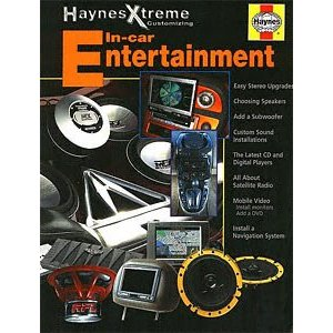 HAYNES REPAIR MANUAL for EXTREME ENTERTAINMEN NUMBER 11110
