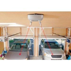 Dual Car Laser Parking-Accurate Garage Parking Lasers