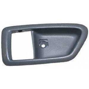 97-01 TOYOTA CAMRY FRONT DOOR HANDLE CASE LH (DRIVER SIDE), Inside, Gray, USA Built, (= REAR) (1997 97 1998 98 1999 99 2000 00 2001 01) T464304 69278AA010B0
