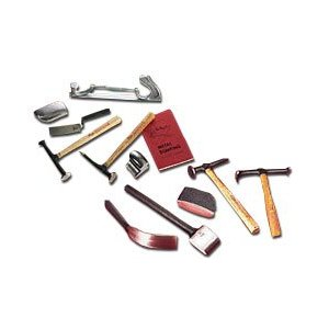 Martin Complete Body Hammer And Dolly Set 13 Piece