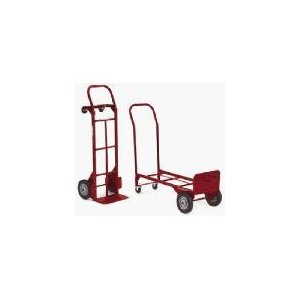 Gleason Industrial Prod. 35080 Convertible Hand Truck