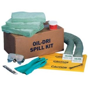 Oil-Dri Truckers Spill Kit