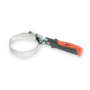 Westward 1EKF9 Filter Wrench, Swivel, 73 to 83mm